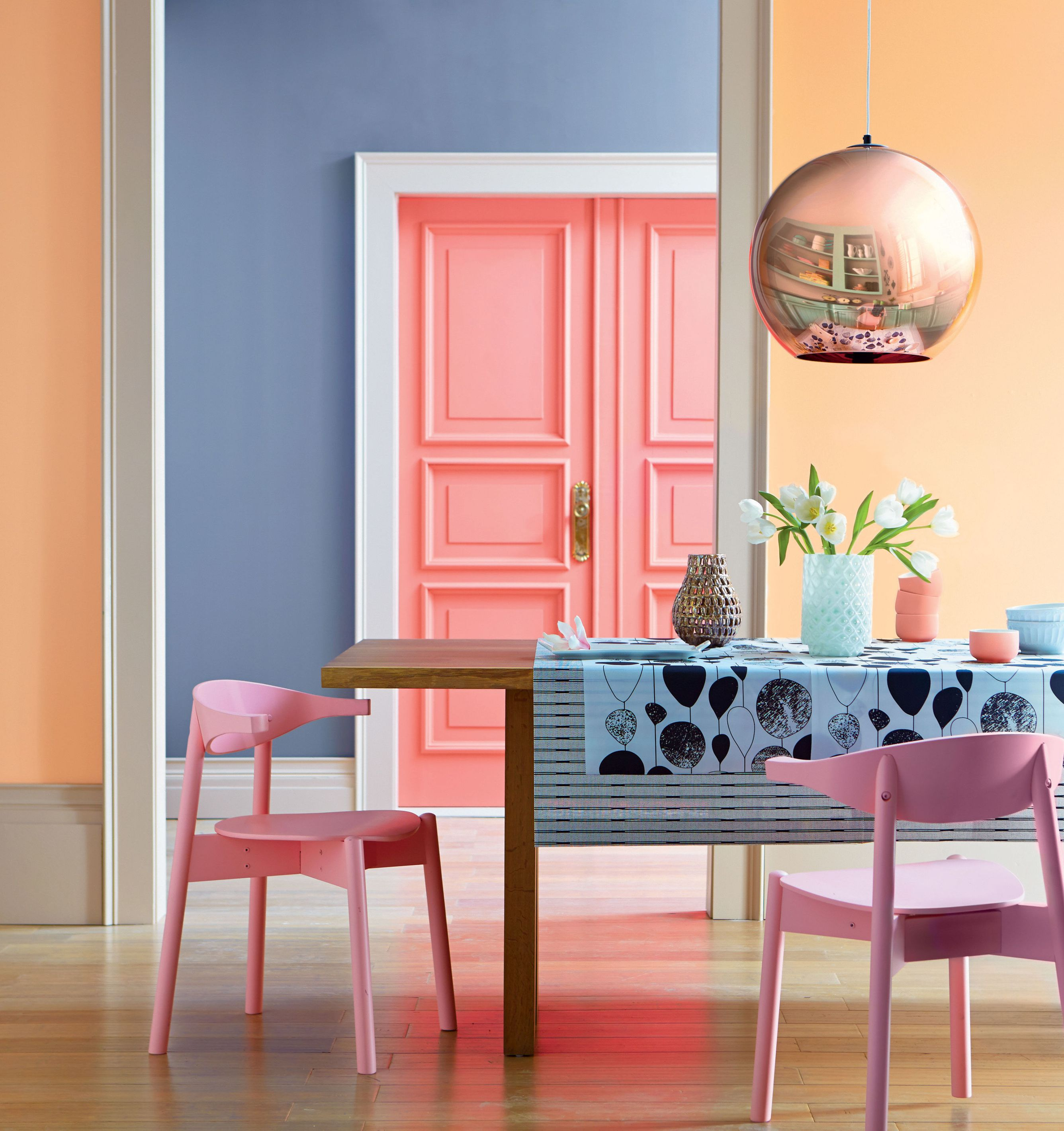 Ice Cream Interiors, The Best Summer Interior Palette - Jennifer ...